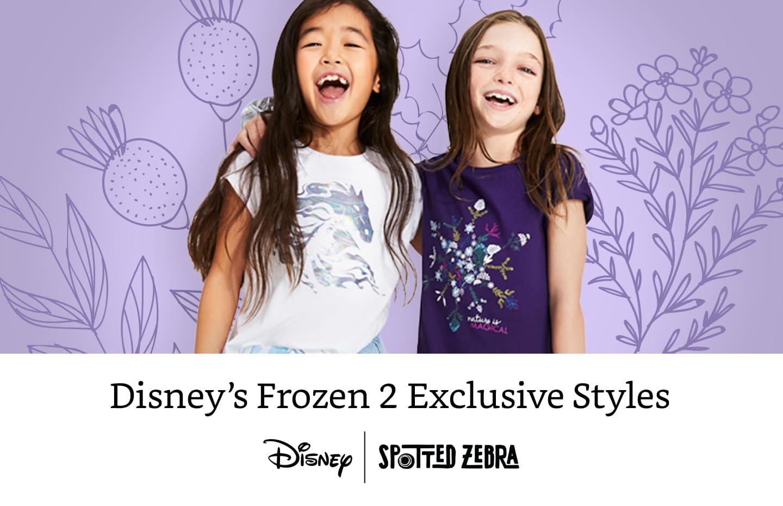 Disney's Frozen 2 Exclusive Styles