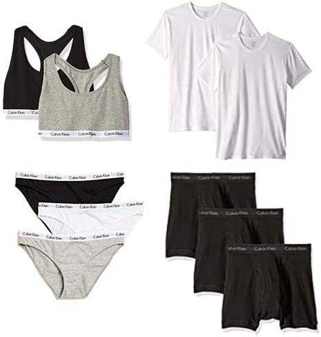 Save up to 50% on select underwear and basics from Calvin Klein