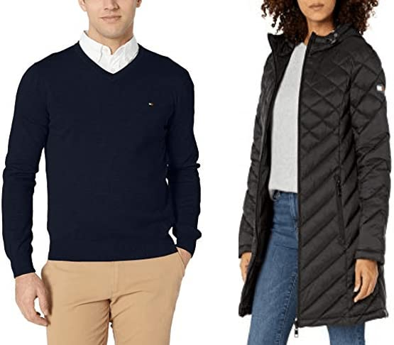 Up to 50% off Tommy Hilfiger Apparel
