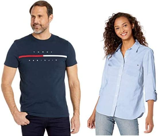 Up to 40% off apparel from Tommy Hilfiger