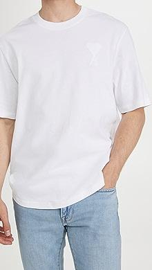 Ami De Coeur T-Shirt,White