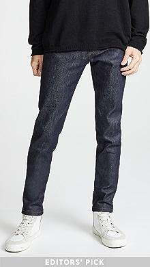 아페쎄 A.P.C. Petit New Standard Indigo Jeans