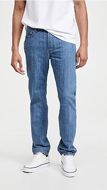 아페쎄 A.P.C. X Rth Cure Denim Jeans,Indigo