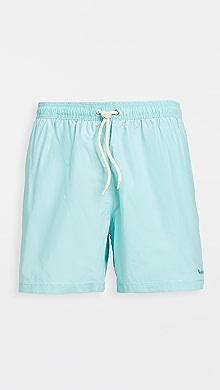 바버 Barbour Turnberry Swim Shorts,Aqua