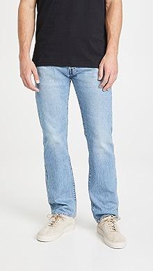 501 Levis Original Jeans,Basil Sand