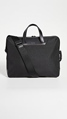 폴 스미스 Paul Smith Travel Folio Bag,Black