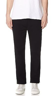 폴로 랄프로렌 Polo Ralph Lauren Classic Athletic Pants,Black