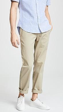 폴로 랄프로렌 Polo Ralph Lauren Classic Fit Chino Pants,Tan