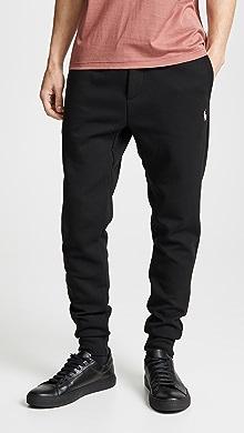 폴로 랄프로렌 Polo Ralph Lauren Tech Sweatpants,Polo Black