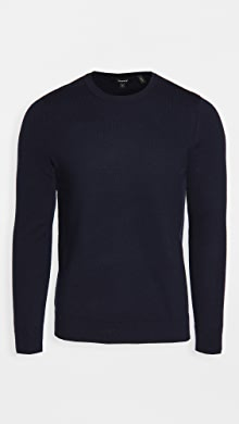 띠어리 Theory Hilles Cashmere Crew Neck Sweater,Baltic
