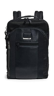 투미 Tumi Alpha Bravo Davis Backpack,Black