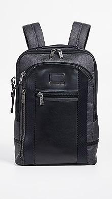 투미 Tumi Alpha Bravo Davis Backpack,Graphite