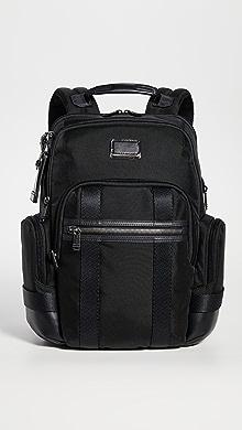 투미 Tumi Alpha Bravo Nathan Backpack,Black