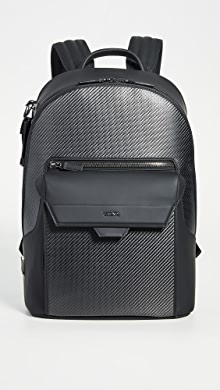 투미 Tumi Ashton Marlow Backpack,Carbon