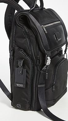 투미 Tumi Alpha Bravo Lark Backpack,Black
