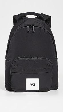 Y-3 Techlite Tweak Backpack,Black