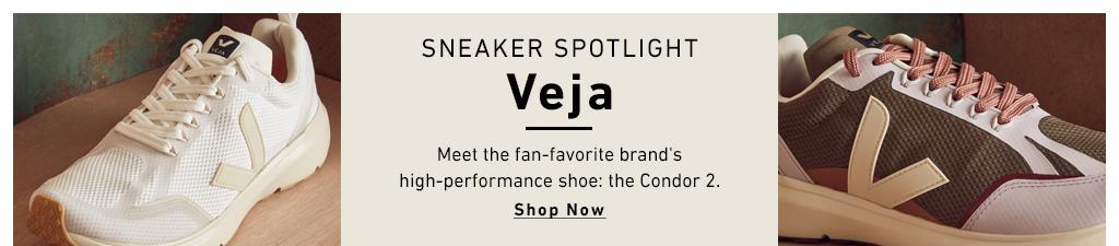 Shop Veja sneakers.