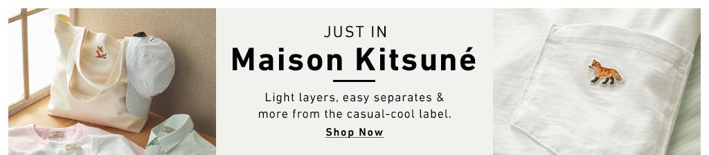 Shop Maison Kitsune