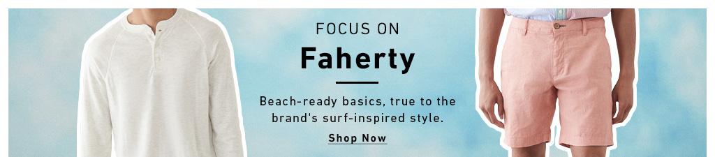 Shop Faherty