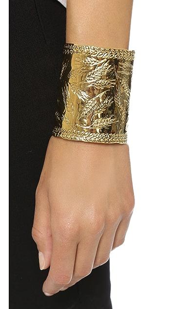 Aurelie Bidermann Francoise Cuff Bracelet