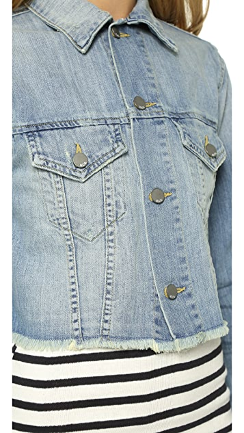 a.c.e. Sunny Cropped Jacket