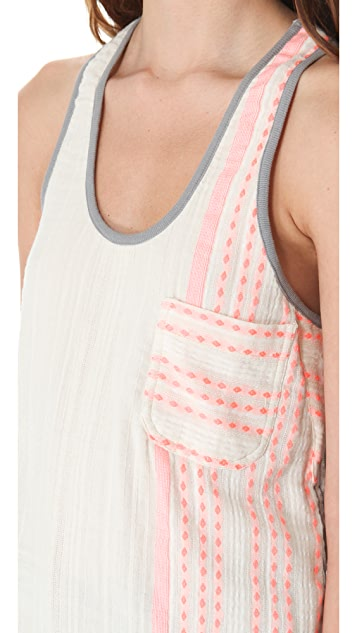 ace&jig Duo Racer Back Tank