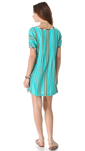 ace&jig Artisan Mini Dress