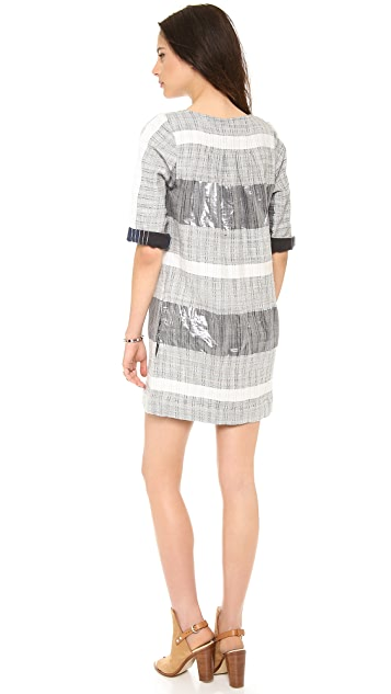 ace&jig Studio Shift Dress