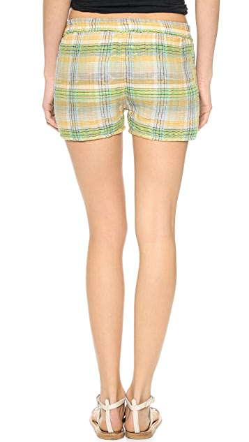 ace&jig Track Shorts