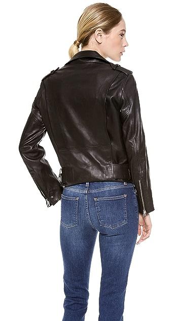 Acne Studios Mape Motorcycle Jacket