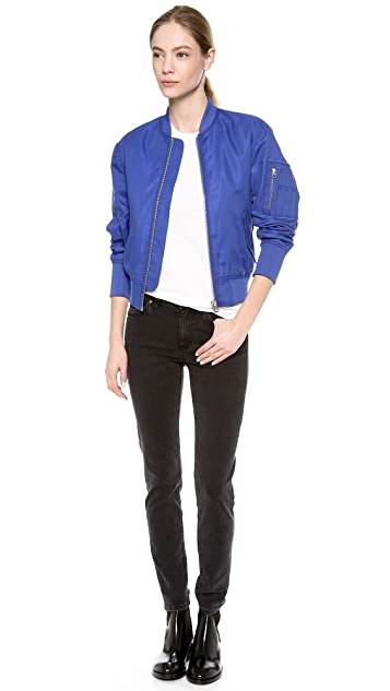 Acne Studios Encore Structured Shrunken Bomber