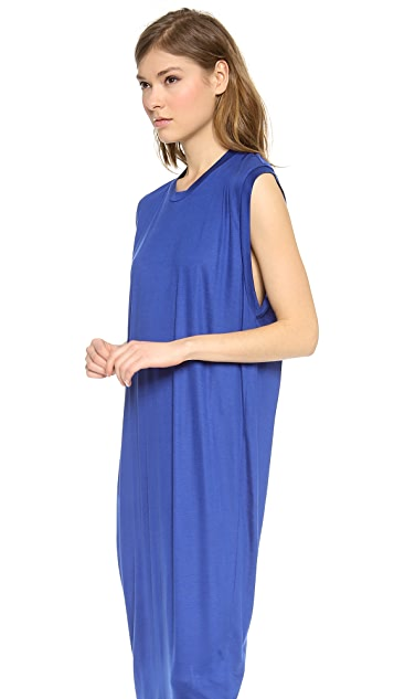 Acne Studios Bree Tencel Long Dress