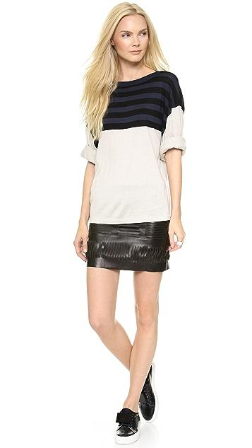 Acne Studios Optic Stripe Sweater