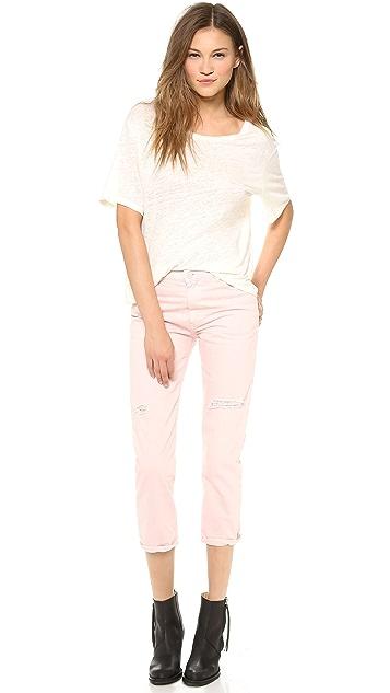 Acne Studios Pop Distressed Jeans