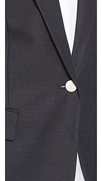 Acne Studios Single Button Suiting Blazer