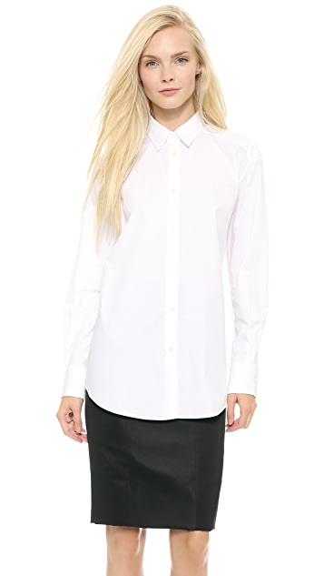 Acne Studios Leia Button Down Shirt