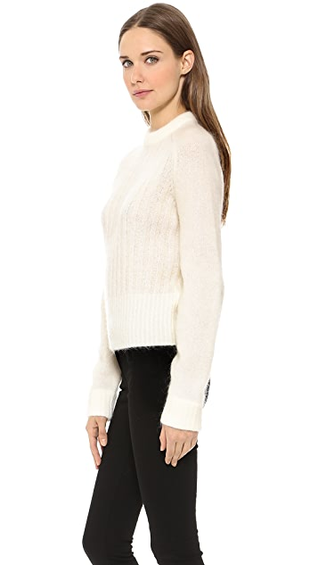 Acne Studios Dania Mohair Sweater