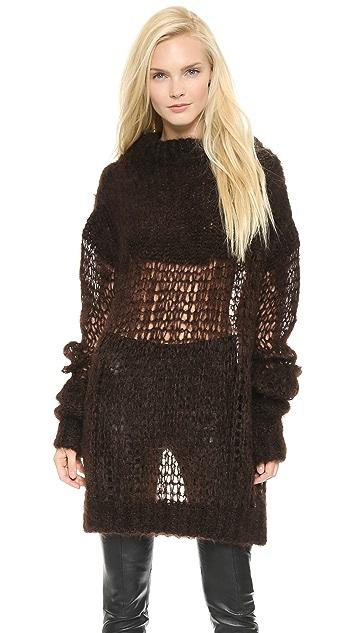 Acne Studios Ocean H Mohair Sweater