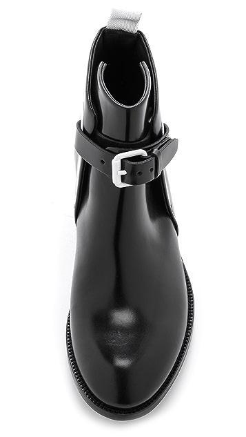 Acne Studios Allea Flat Boots