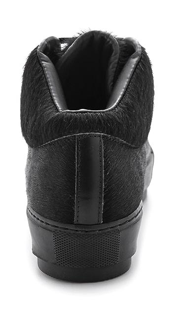 Acne Studios Cleo Pony Sneakers