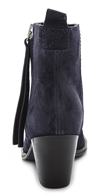 Acne Studios Pistol Ankle Boots with Felt Lining