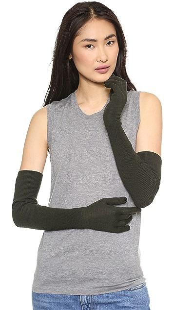 Acne Studios Deco Gloves