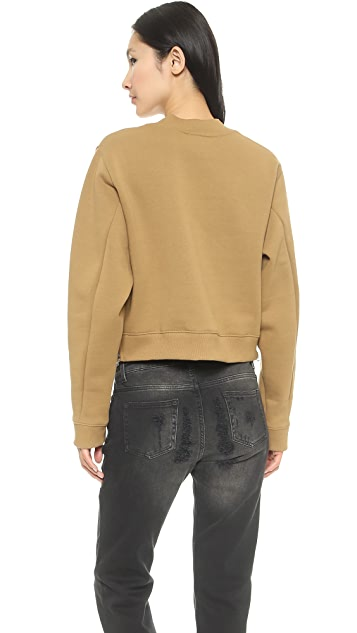 Acne Studios Bird Fleece Pullover