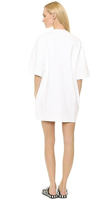 Acne Studios Velika Jersey Dress