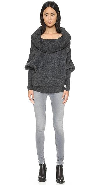 Acne Studios Daze Mohair Sweater