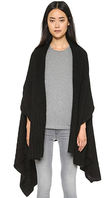 Acne Studios Alan Cardigan Cape