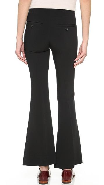 Acne Studios Mello Stretch Crepe Pants