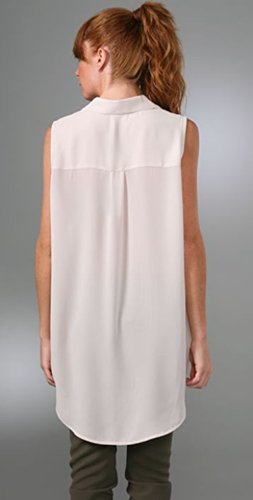 Acne Arci Sleeveless Blouse
