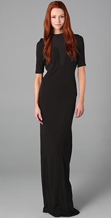 Acne Nine Long Dress