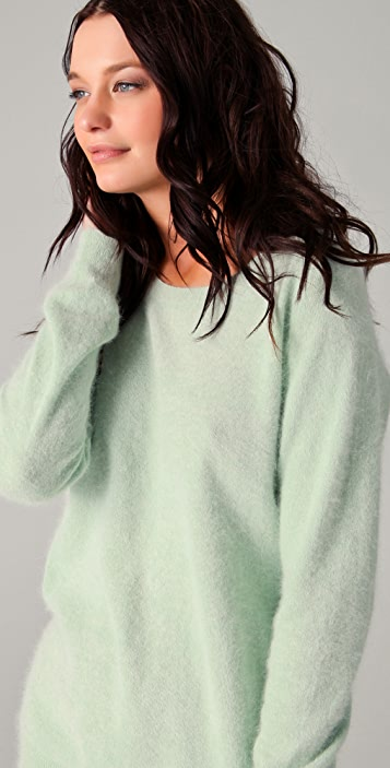 Acne Ry Angora Sweater